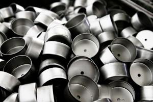 Imbutitura Metalli per Telai